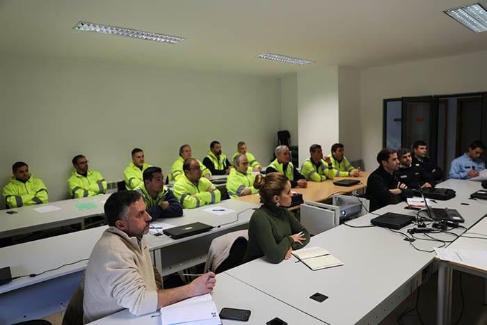 GNR realiza ação de sensibilização à preservação de vestígios em acidentes 2