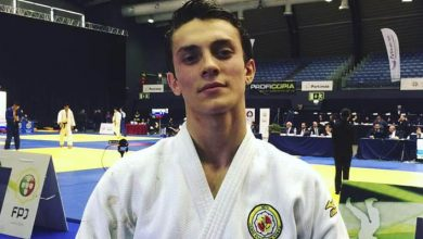 Photo of Atleta do Judo Clube de Viseu sagra-se campeão Nacional