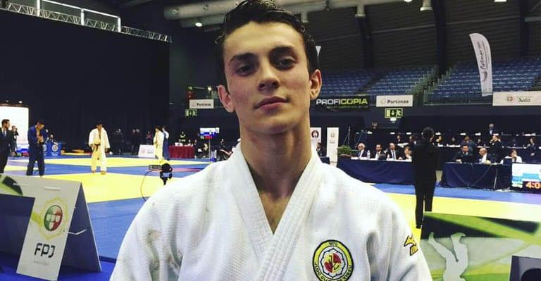 Atleta do Judo Clube de Viseu sagra-se campeão Nacional 1
