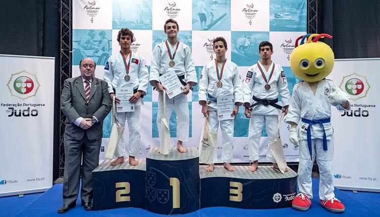 Atleta do Judo Clube de Viseu sagra-se campeão Nacional 2