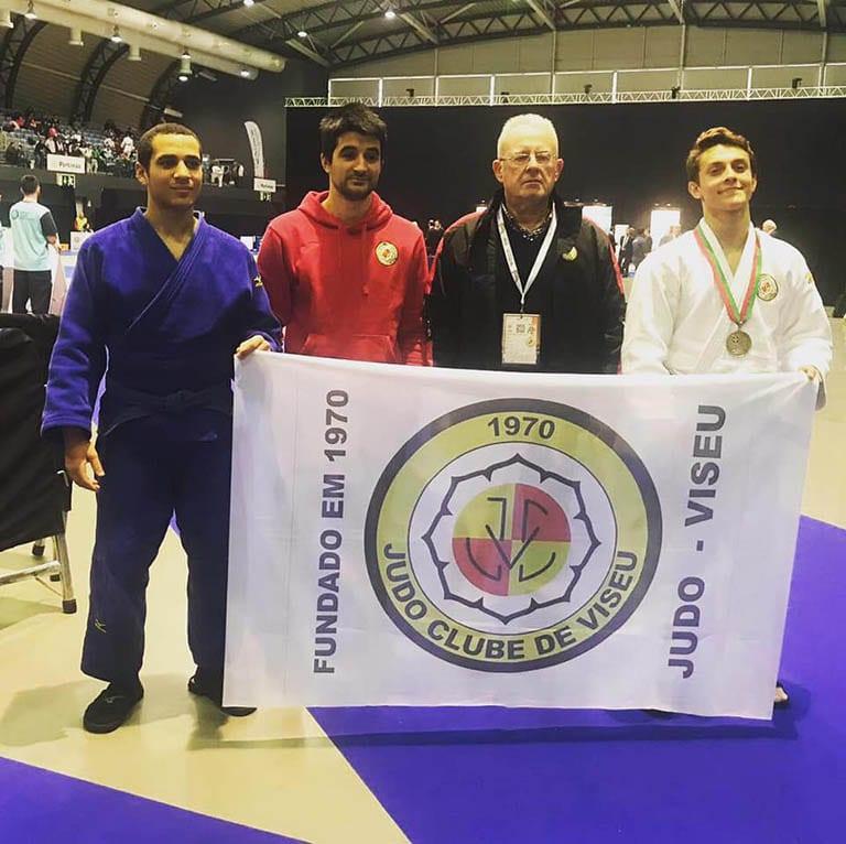 Atleta do Judo Clube de Viseu sagra-se campeão Nacional 3