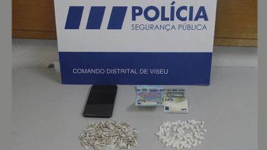 Photo of Homem de 48 anos é preso em Viseu por tráfico de estupefacientes