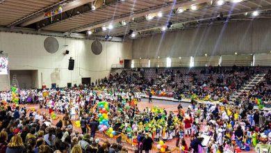 Photo of Desfile de Carnaval escolar encheu Viseu de cores