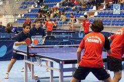 C.S.C. ORGENS no Campeonato Nacional de Equipas de Cadetes Masculinos 3