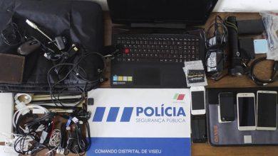 Photo of PSP identifica 2 homens por furtos em Veículos em Viseu