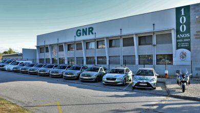 Photo of GNR de Viseu recebe 13 viaturas novas