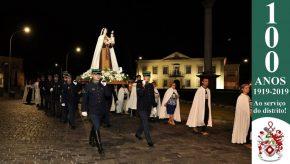 GNR Viseu participa da Procissão Nossa Senhora do Carmo 5