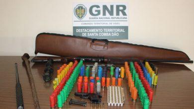 Photo of Tondela: Detido por posse de armas proibidas em processo de violência doméstica