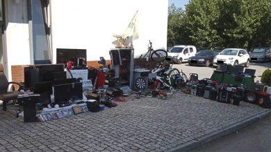 Photo of Desmantelada rede de furtos e recuperados mais de 400 artigos em Vouzela e Oliveira de Frades