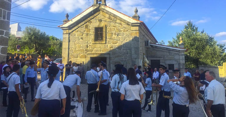 Festa em Honra a São Domingos | Coimbrões | Viseu 1
