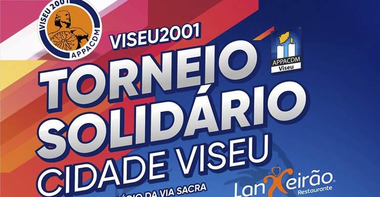 Photo of Torneio Solidário cidade de Viseu APPACDM